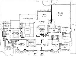 Modest Ideas 6 Bedroom House Floor Plans 17 Best About