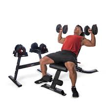 Adjustable Folding Sit Up Weight Bench Fitness Equipment Barbell