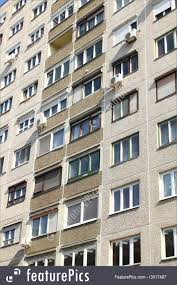 100 Warsaw Apartment Residential Architecture Typical Socialist Block Of Flats In Poland