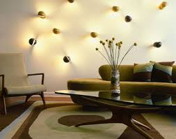 fancy lights living room wall decoration wall decoration