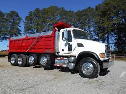 100 12 Yard Dump Truck MACK S For Sale