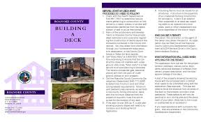 Distance Between Floor Joists On A Deck by Building A Deck By Brenda Harris Issuu