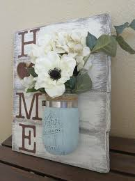 Mason Jar Pallet Sign CraftsMason