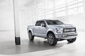 Ford Atlas Concept - AutoTribute
