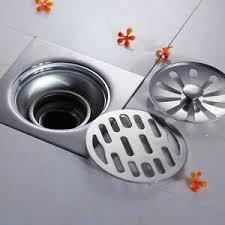 details zu boden abfluss eckig badezimmer nass heim schauer wasser sieb neu