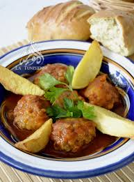 cuisine tunisienne juive boulettes tunisiennes aux artichauts mbatten ganariya cuisine