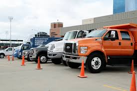 100 Work Truck Show RideandDrive Showcases Commercial Vehicle Advancements