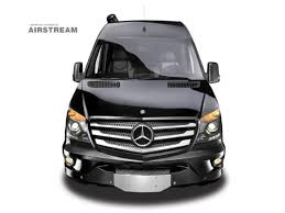 Airstream To Reveal 2014 Mercedes Benz Sprinter Based Interstate RV In LA