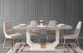 pianno modernes esszimmer stühle