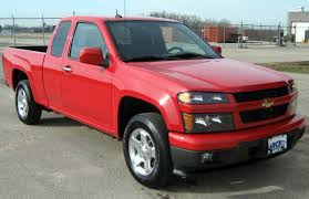 Chevrolet Colorado - Brief About Model