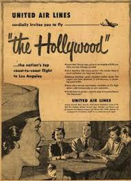 Vintage United Air Lines Ad