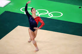 Aly Raisman Floor Routine Olympics 2016 by Gymnast Aly Raisman U0027s Parents U0027 Reaction To Her Performance Is