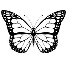 Mariposa 2 Animales Páginas Para Colorear