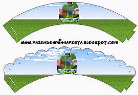 Minecraft Pumpkin Stencils Free Printable by Minecraft Party Free Printables Images And Papers Is It For