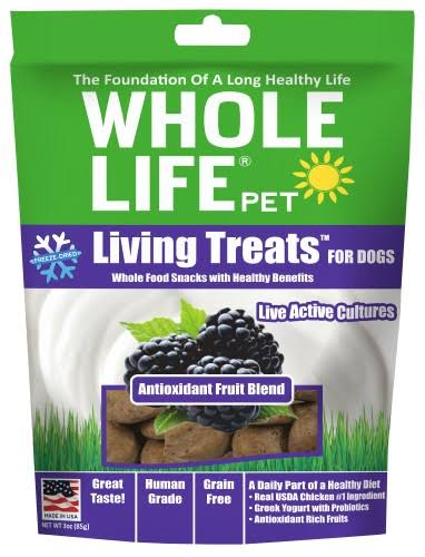 Whole Life Freeze Dried Dog Treat - Beef, 4oz