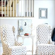living room leather chair slipcover rocking chair slipcover