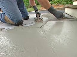 Wood Floor Patching Compound by How To Patch And Resurface Concrete Steps How Tos Diy