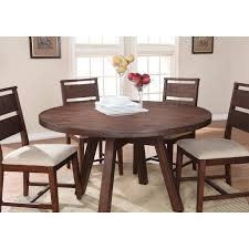 Wayfair Round Dining Room Table by Modus Portland Solid Wood Round Dining Table Medium Walnut