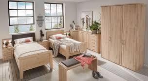 senioren schlafzimmer steineiche mit komfort einzelbett