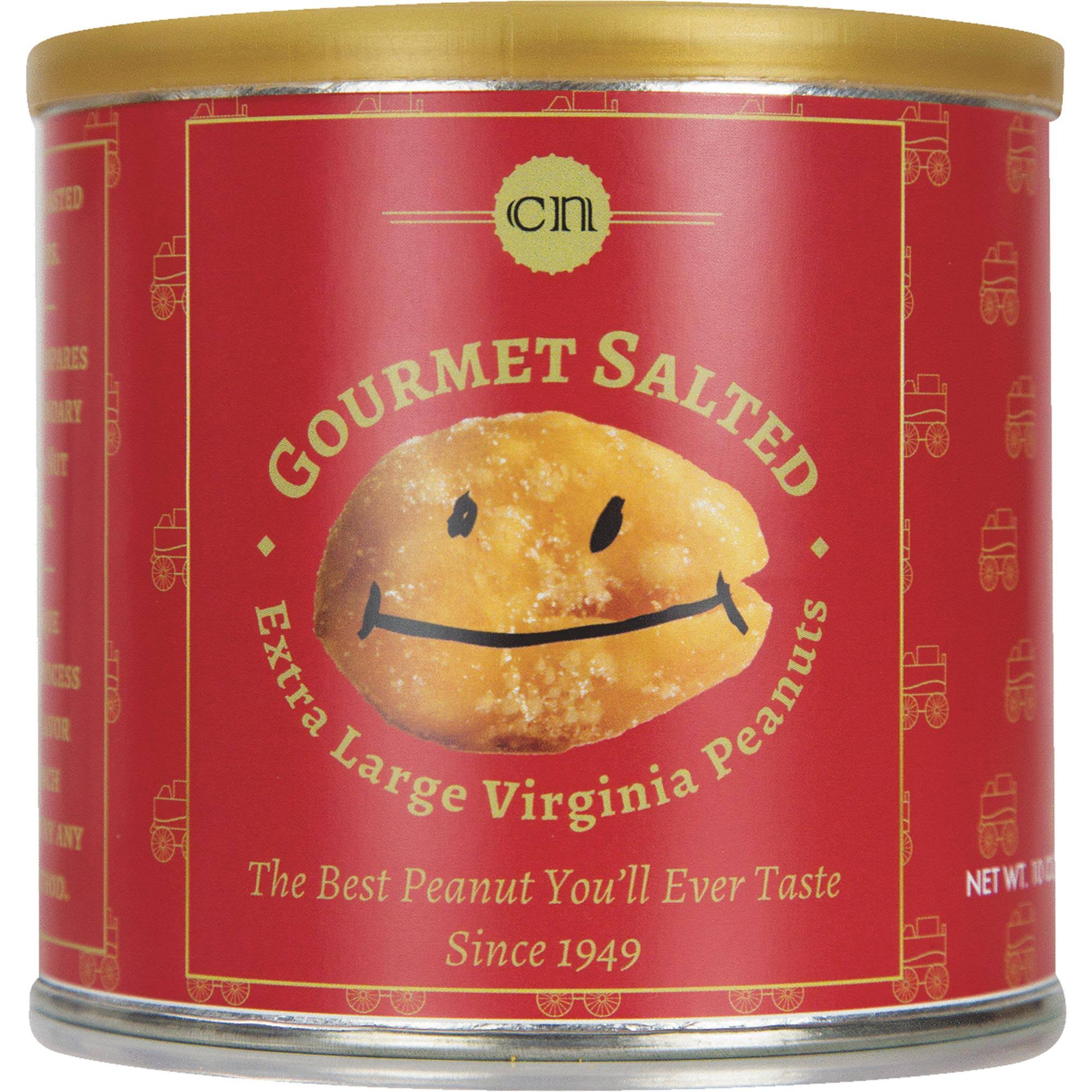 The Carolina Nut Co. Mr. Smiley Gourmet Peanuts 1004