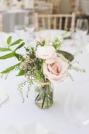 Pretty Pink DIY Bluebell Woods Wedding October FlowersSpring FlowersJars DecorTable CenterpiecesTable