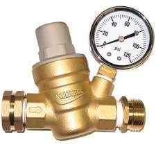 Adjustable Water Regulator Lead Free Valterra A01 1117VP
