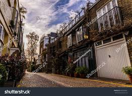 100 Mews Houses Cosy Notting Hill London Stock Photo Edit Now