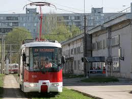 Samara 13 by Samara Starts Work On World Cup Tram Line Metro Report