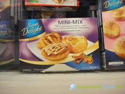 sweet delight mini mix gebäck 3 verschiedene sorten