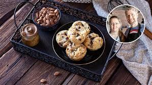 die küche brennt ricotta muffins mit mandeln