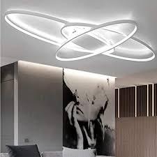 69w wohnzimmerle dimmbar led deckenleuchte esszimmer decke pendelleuchte mit fernbedienung esstischle modern oval designer schlafzimmerle