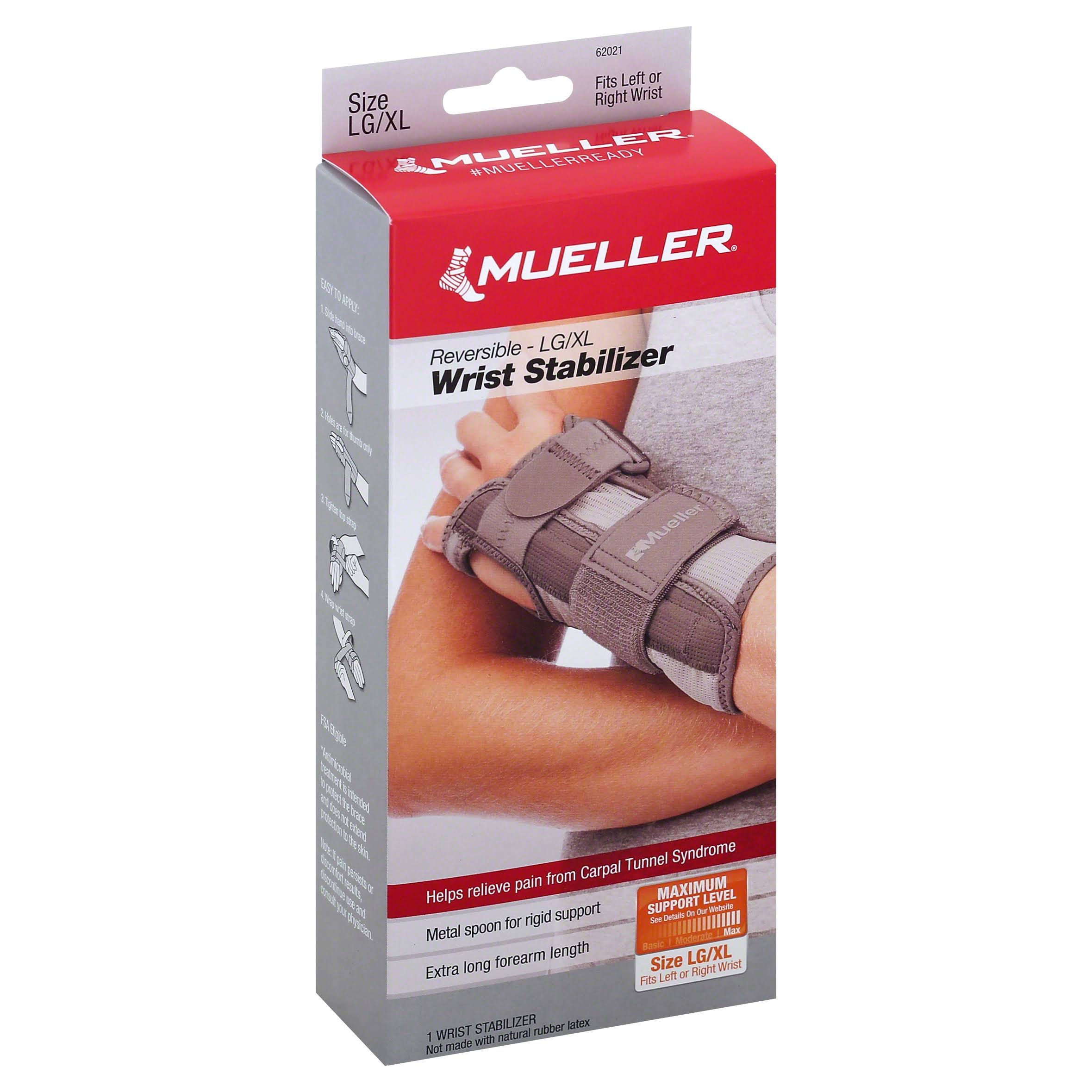 MuellerCarpal Tunnel Wrist Stabilizer - Large/X-Large