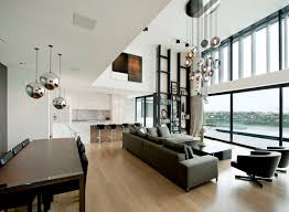 glass chandeliers in 20 fabulous living areas home design lover