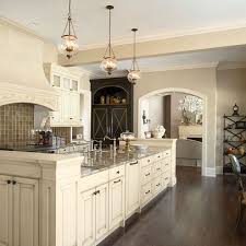 Kitchens With Cream Colored Cabinets Design Pictures Remodel Decor And Ideas