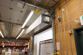 Berner Air Curtain Arc12 by Berner Air Curtain Retail Convenience Stores And Warehouses Just
