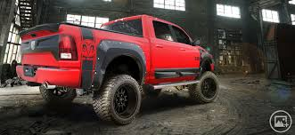 Off Road Accessories: Dodge Ram 1500 Off Road Accessories