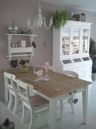 esszimmer ein traum in weiß möbel landhausstil