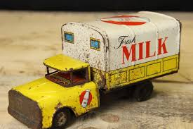 Tin Toy Milk Truck Yonezawa Japan - Friction   #1724435098 5 Vintage Ira Wilson Dairy Milk Delivery Truck Toy Banks Detroit Solido 3506 Scale 164 Iveco Fiat Pverulent Tanker Truck Milk Matchbox Milk Truck Bedford No 29 Metalplastic Made By Studebaker M Series Model Trucks Hobbydb Cheap Find Deals On Line At Alibacom National Products For Sealtest Things You Find When Clean Or Move 60 Year Old Tanker Sideview Stock Photo Image Of Toys Green Toys Pickup Made Safe In The Usa Tin Toy Dodge Van As Seen Hot Wheels Turbine Time Semitruck Joeis Box Pink Dump Tadpole