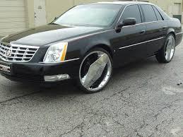 cadillac dts custom wheels Trunks2Hoods s CadillacDTS