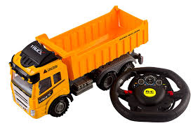Amazon.com: RC Dump Truck Toy Construction Truck Remote Control ... Rc Monster Truck Racing Alive And Well Truck Stop Iron Track Electric Yellow Bus 118 4wd Ready To Run Remote Remotecontrolled Ford F250 2127 Control Toys At Us Intey Cars Amphibious Car 112 Off Road Amazoncom Dump Toy Cstruction Toys Jam Sonuva Digger Unboxing Bopster The Best In The Market 2018 State Updated Version 24g Radio Huina1520 6ch 114 Trucks Metal Bulldozer Charging Rtr Redcat Volcano Epx Pro 110 Scale Brushl Choice Products 24ghz