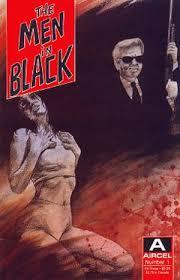 The Men In Black Comics