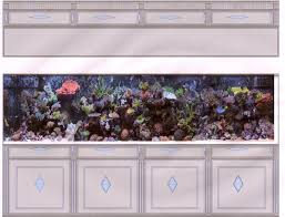 Extra Large Aquarium Ornaments by A Very Large Aquarium In A Very Small Condo Reef Central Online