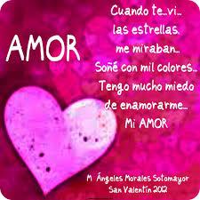 Poesías De Amor Para Mi Novia Poesías De Amor