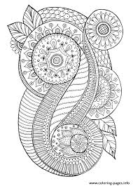 Zen Antistress Free Adult 3 Coloring Pages Print Download 557 Prints