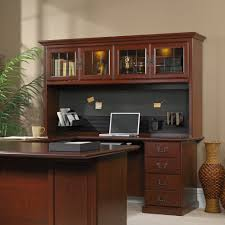Sauder Office Port Executive Desk Assembly Instructions by Heritage Hill Hutch 109871 Sauder