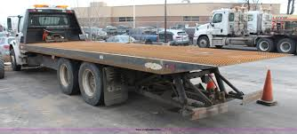 100 Tow Truck Business For Sale 2007 Freightliner Class M2 Rollback Truck Item H1