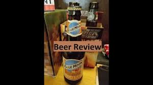 Harvest Pumpkin Ale Blue Moon by Beer Review Blue Moon Harvest Pumpkin Wheat Youtube