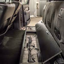 Gun Safes For Trucks | Truckdome.us Professional Lock Safe Truck And Gun Safes Bunker Amazoncom Ford F150 2015 Security Console Insert Sports Outdoors Vaults Secure Storage On The Trail Tread Magazine Locker Down Suvault Model Ld3011 2007 2017 Silverado Sierra Custom Cabinets Cases Tsl Select Eeering Tacos El Tule Bellingham Wa Food Trucks Roaming Hunger Bullet Liner Dammarell Industries Tuffy Tool Boxes On The Tread Here Is A Browning We Moved Tarrant County