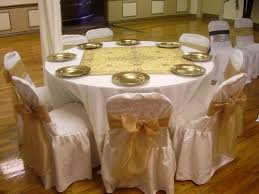 Master Round Table Decor