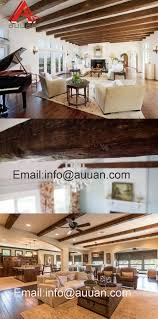 100 Rustic Ceiling Beams Vintage Faux Beam Natural Polyurethane Wood Timber For Decorative Buy Wood Beam TimberPu Faux Wood Beam